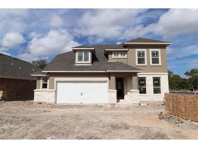 Round Rock Single Family Home For Sale: 3009 Diego Dr