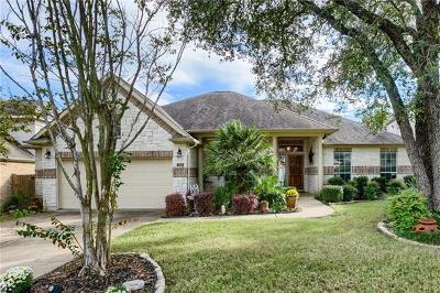 Dripping Springs Single Family Home Active Contingent: 310 Abbey Dr