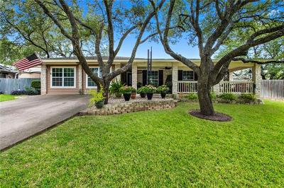 Cedar Park Single Family Home For Sale: 306 S Blue Ridge Pkwy