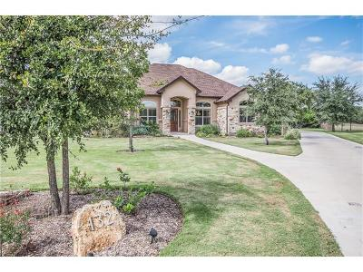 Georgetown TX Single Family Home For Sale: $504,581