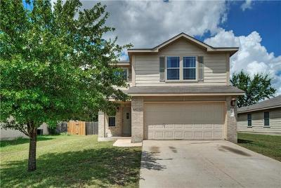 Hutto Single Family Home For Sale: 115 Easy St
