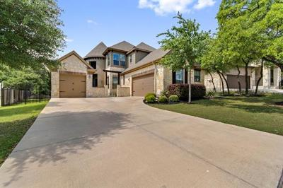 Cedar Park Single Family Home For Sale: 2403 Lou Hollow Pl