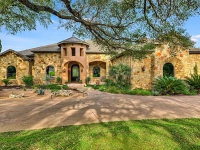 Cedar Park TX Single Family Home For Sale: $899,500