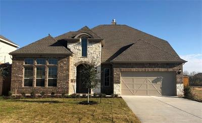 Pflugerville Single Family Home For Sale: 19213 Burrowbridge Rd