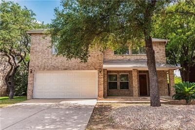 Cedar Park Single Family Home For Sale: 1304 Devil Rdg