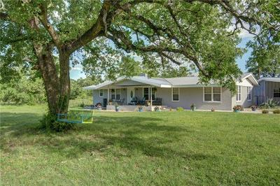 Bastrop County Single Family Home For Sale: 134 Pope Bend North