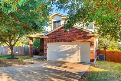 Pflugerville Single Family Home For Sale: 15005 Donna Jane Loop
