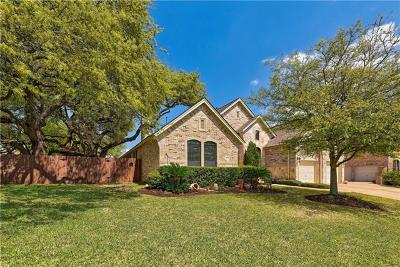 Round Rock Single Family Home Pending - Taking Backups: 820 Folsom Cv