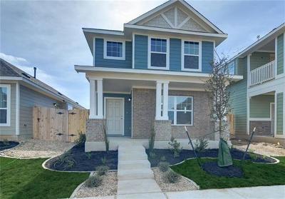 San Marcos Single Family Home For Sale: 127 Frasier