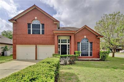 Pflugerville  Single Family Home For Sale: 17201 Bushmills Rd