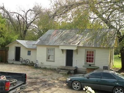 Single Family Home For Sale: 3507 Oak Springs Dr