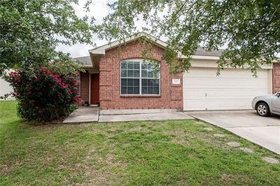Buda Single Family Home Pending - Taking Backups: 153 Desert Eagle