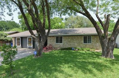 Austin Single Family Home For Sale: 912 Emerald Wood Dr