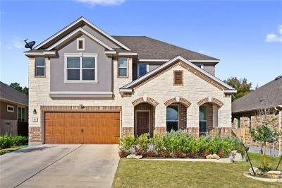 San Marcos Single Family Home For Sale: 210 Hunters Hill