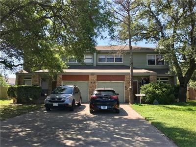 Austin Multi Family Home Pending - Taking Backups: 8300 Bradford Edward Cv