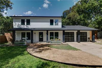 Single Family Home For Sale: 7004 Burnell Dr