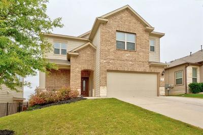 Austin Single Family Home For Sale: 10020 Pinnacle Crest Loop