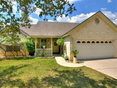 Wimberley Single Family Home For Sale: 8 Midland St