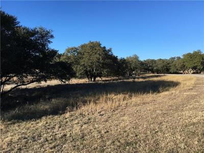 Liberty Hill Residential Lots & Land For Sale: 606 Pheasant Mdw