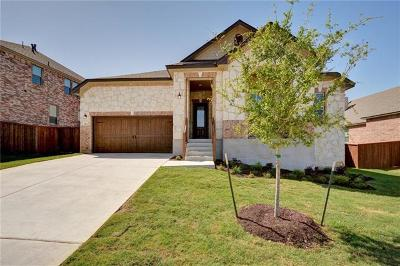Round Rock TX Single Family Home For Sale: $395,358