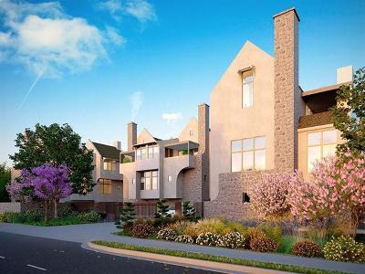 Austin TX Condo/Townhouse For Sale: $879,000