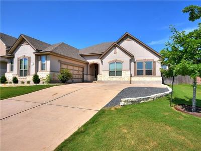 Pflugerville Single Family Home For Sale: 1208 Autumn Sage Way