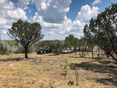 Dripping Springs Residential Lots & Land For Sale: 1434 Live Oak Cyn