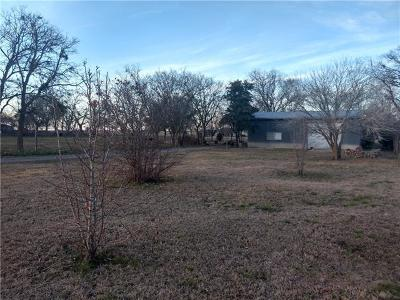 Manor Single Family Home Pending - Taking Backups: 14014 Wells School Rd