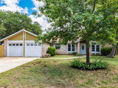 Cedar Park Single Family Home For Sale: 202 Doefield Dr