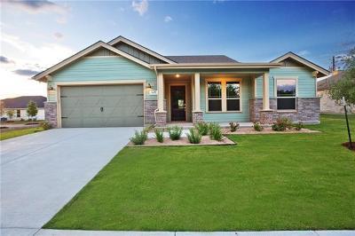 Liberty Hill Single Family Home For Sale: 120 Charli Cir