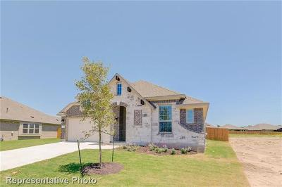 Bastrop Single Family Home For Sale: 124 Crooked Trl