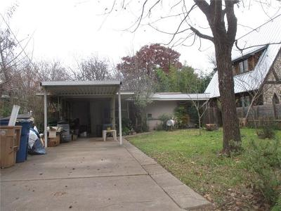 Single Family Home For Sale: 1700 Bauerle Ave