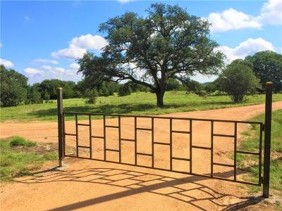 Lampasas Farm For Sale: 2950 County Road 101