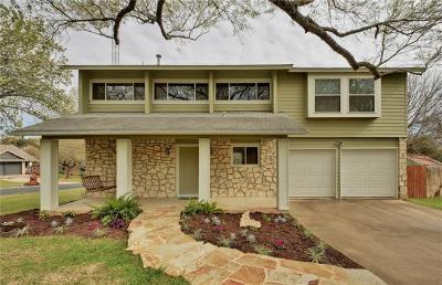 Travis County Single Family Home For Sale: 8502 Hanbridge Ln