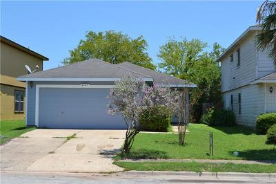 Single Family Home For Sale: 2907 Crownover St
