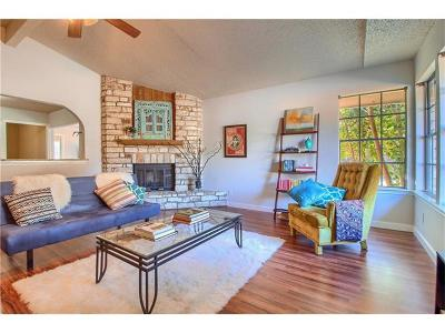 Travis County Single Family Home For Sale: 7207 Wishing Well Dr