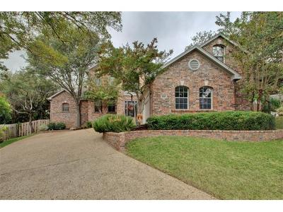 Austin Single Family Home For Sale: 6005 Ironwood Cv