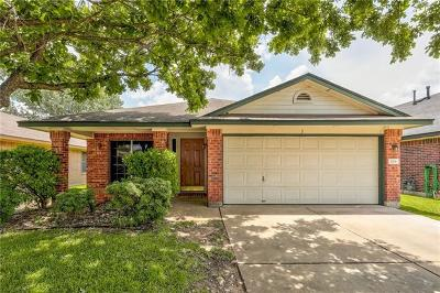 Leander Single Family Home For Sale: 804 Luke Ln