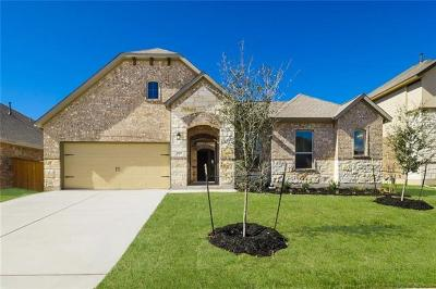 Round Rock Single Family Home For Sale: 3508 Ponce De Leon Pass