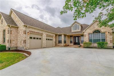 Hutto Single Family Home For Sale: 236 Tonkawa Rdg