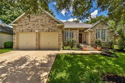 Round Rock Single Family Home For Sale: 3760 Royal Port Rush Dr