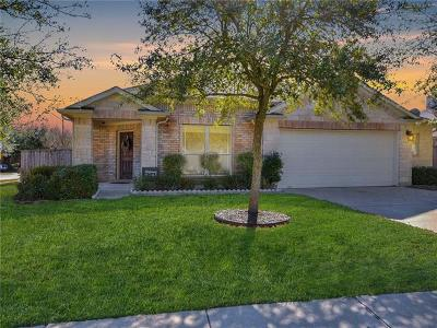 Round Rock Single Family Home Pending - Taking Backups: 543 Centerbrook Pl