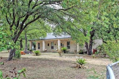 Lockhart Single Family Home Active Contingent: 5255 E Fm 20