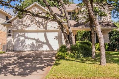 Travis County Single Family Home For Sale: 5944 Salcon Cliff Dr