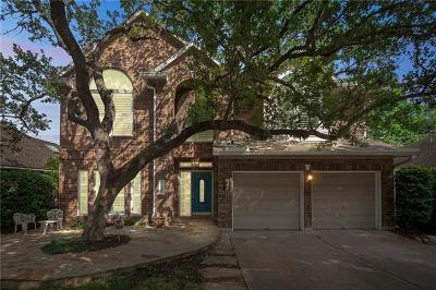 Hays County, Travis County, Williamson County Single Family Home For Sale: 7903 Isaac Pryor Dr