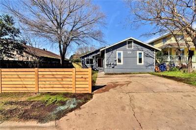 Multi Family Home Pending - Taking Backups: 7608 Carver Ave