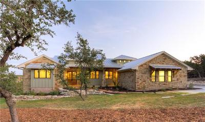 Austin Single Family Home For Sale: 13440 Saddle Back Pass