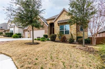 Austin Single Family Home Pending - Taking Backups: 5528 Cherokee Draw Rd
