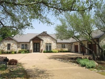 Spicewood Single Family Home For Sale: 26208 Masters Pkwy