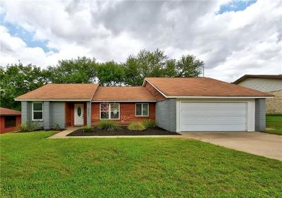 Single Family Home For Sale: 6502 Greensboro Dr